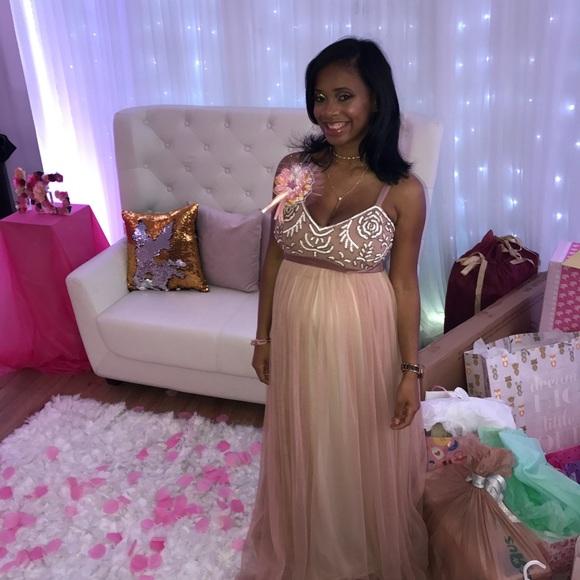 0c8550a26f272 ASOS Maternity Dresses   Baby Shower Dress   Poshmark